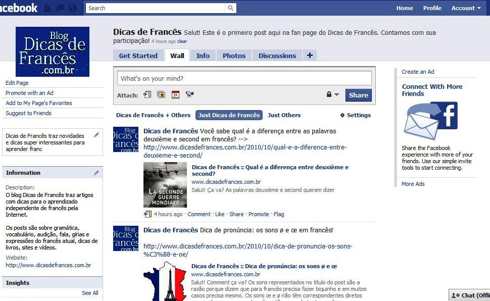 blog frances