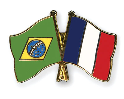 bandeira brasil franca